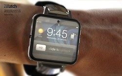Iwatch like the nano design