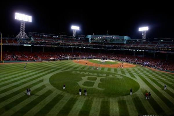 Fenway Park Entertains Game 1 of the 2013 World Series