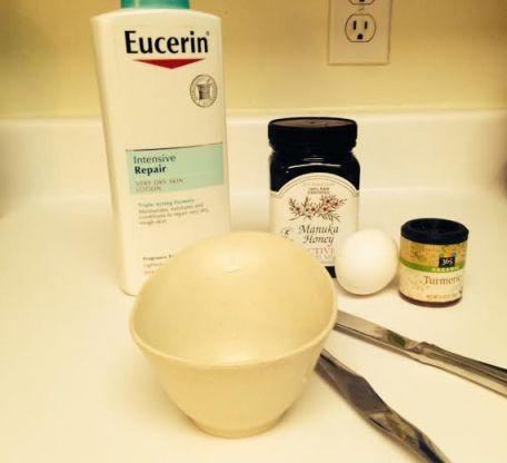 Ingredients for the Cell Boosting Moisturizing Face Mask