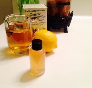 Chamomile Lemon Facial Toner